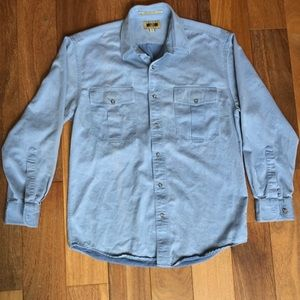 Joseph Abboud 100% Cotton Shirt M EUC